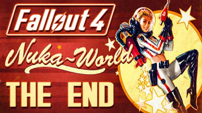 Концовки Fallout 4: Nuka-World