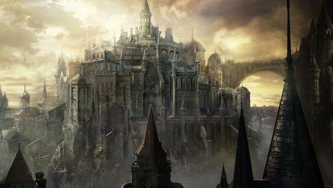 Концовки в Dark Souls III
