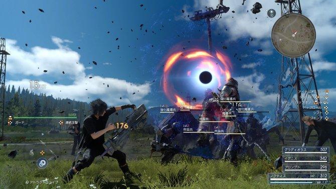 Как быстро получать AP в Final Fantasy 15 для прокачки умений