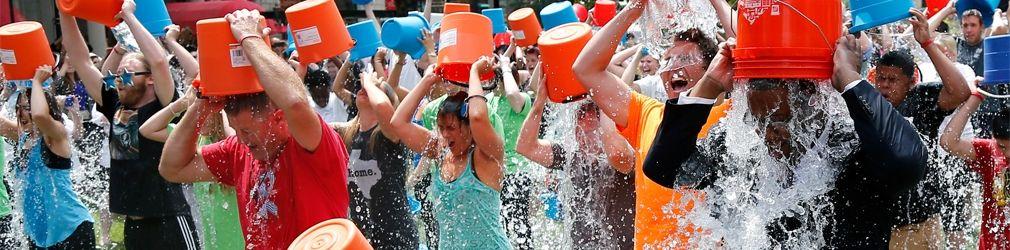 PR менеджер Буки принял участие в Ice Bucket Challenge + подборка неудачных обливаний