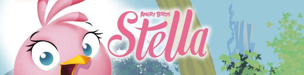 Angry Birds Stella - демонстрация геймплея