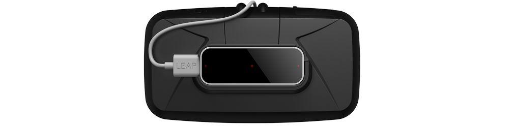 Игра с Oculus Rift теперь ещё более реалистична благодаря Leap Motion