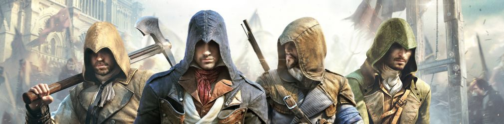 Интервью по Assassin's Creed: Unity