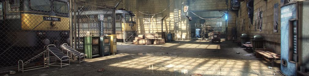 Некcт-ген Half-Life 2.