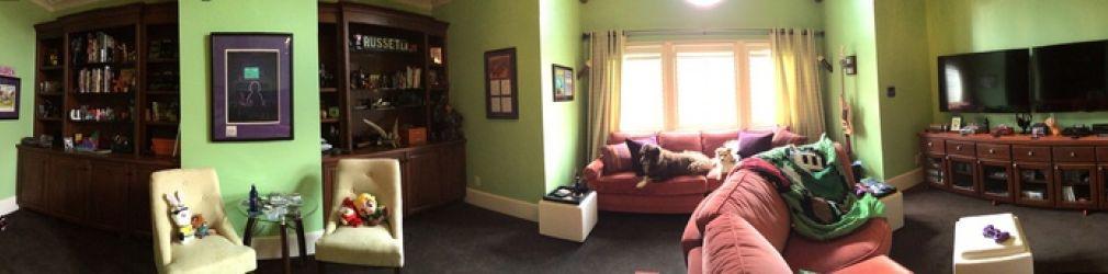 Невероятная игровая комната Клиффа Блежински