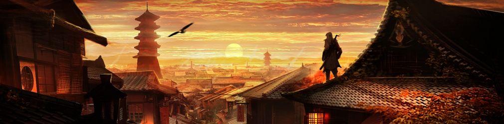 Как может выглядеть Assassin's Creed в Японии.