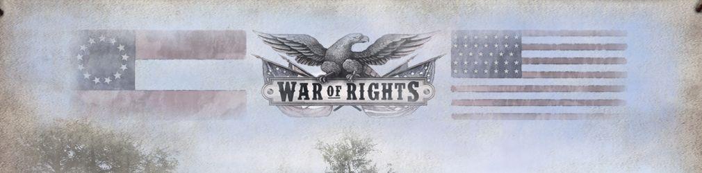 На Cryengine создаётся онлайн игра про масштабные сражения гражданской войны – War of Rights