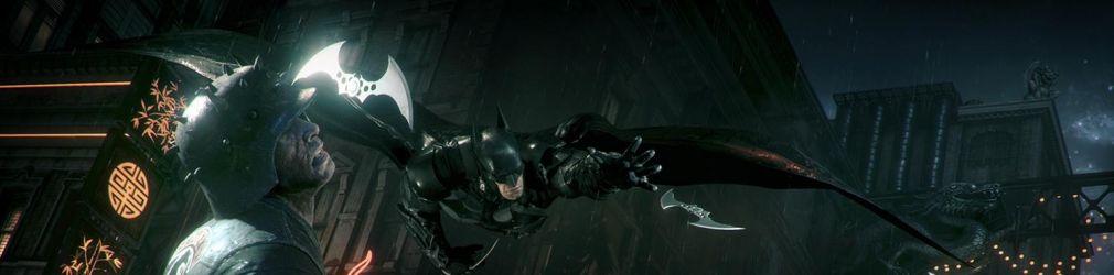 ESRB присвоили экшену Batman: Рыцарь Аркхема рейтинг M (17+)