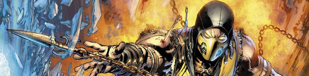 Комикс Mortal Kombat X (№1-№14)