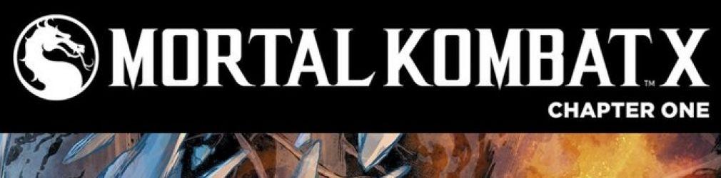 Комикс Mortal Kombat X будет выпущен в России