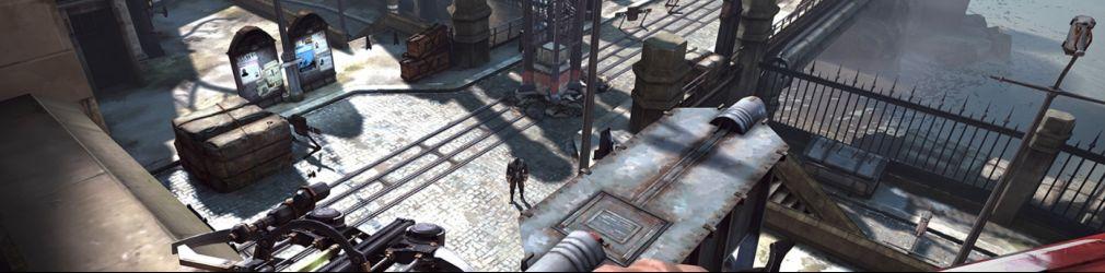 Шикарная цепь убийств в игре Dishonored.