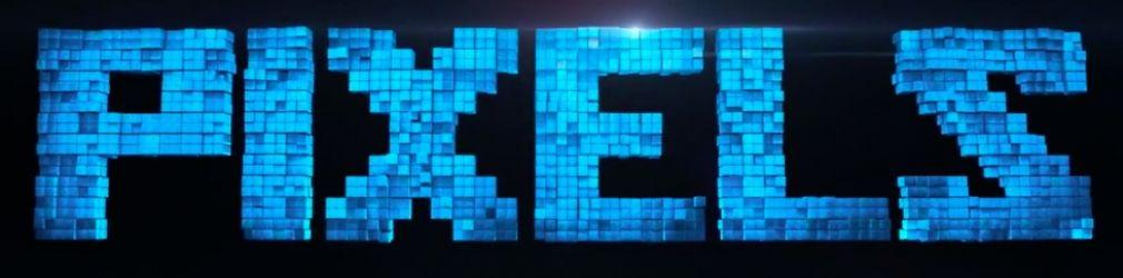 «Пиксели» готовятся к вторжению. Озвученная фичуретка.
