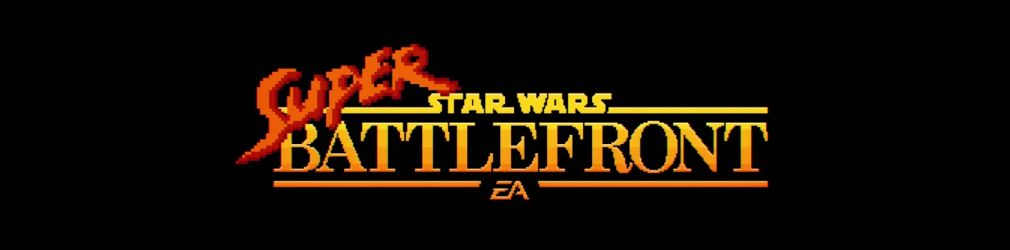 Если бы Star Wars Battlefront была 16-битной