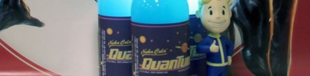 Nuka-Cola Quantum. Для тех кому не нравится пиво