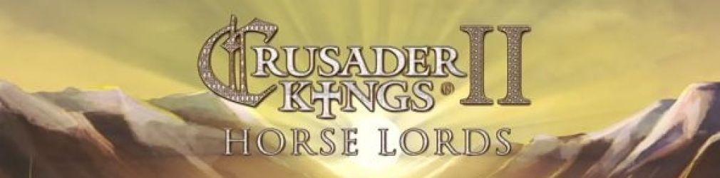 Crusader Kings II Horse Lords уже доступен.