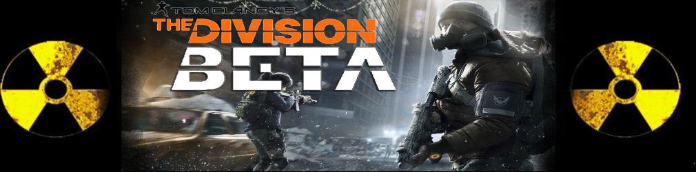 Tom Clancy's The Division. Поиграл в бета версию.
