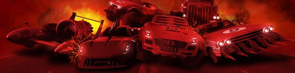 Carmageddon Max Damage- демонстрация геймплея на ПК