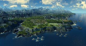 Бесплатное дополнение «Дикий залив» для Anno 2205