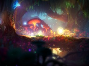 Скриншот Ori and the Blind Forest: Definitive Edition