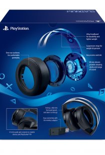 PS Platinum Headset
