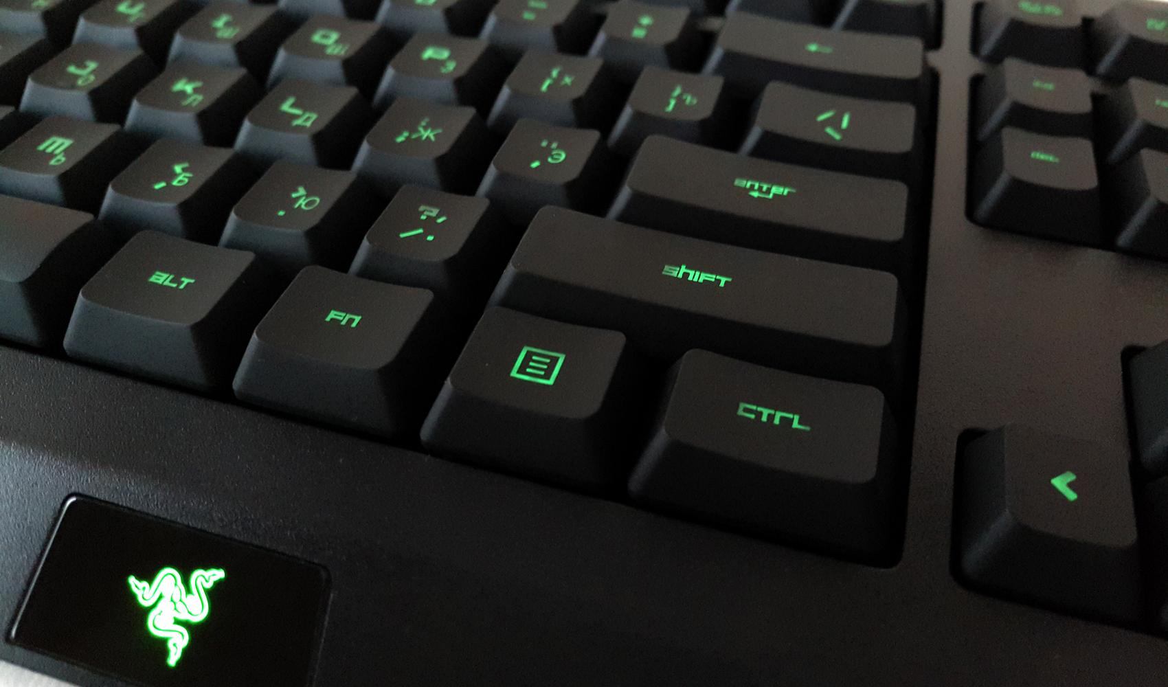 Обзор Razer Cynosa Pro Bundle