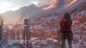 Обложку нового выпуска Game Informer украсит Rise of The Tomb Raider