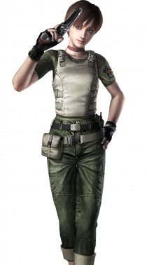 Resident Evil Zero HD Remaster - рендер