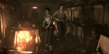 Resident Evil Zero HD Remaster - скриншот