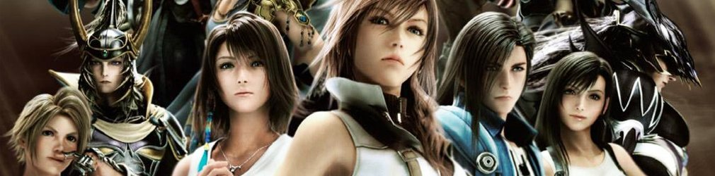 Dissidia 012 [duodecim]: Final Fantasy
