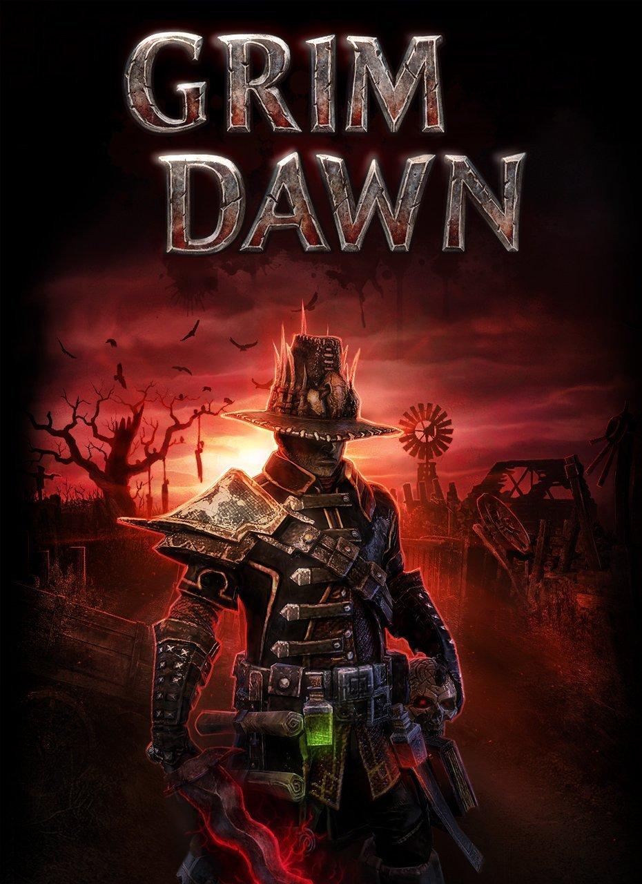 Скачать GRIM DAWN (2016) PC торрент