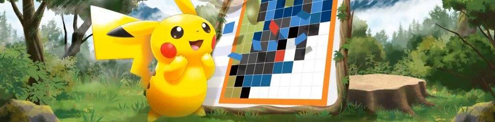 Pokemon picross for Mural 1 pokemon picross