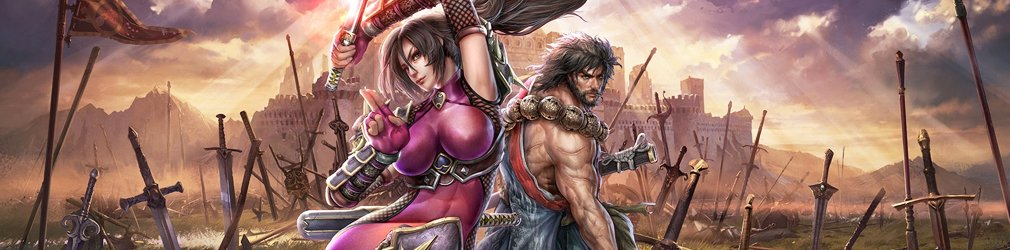 Soul Calibur: Lost Swords