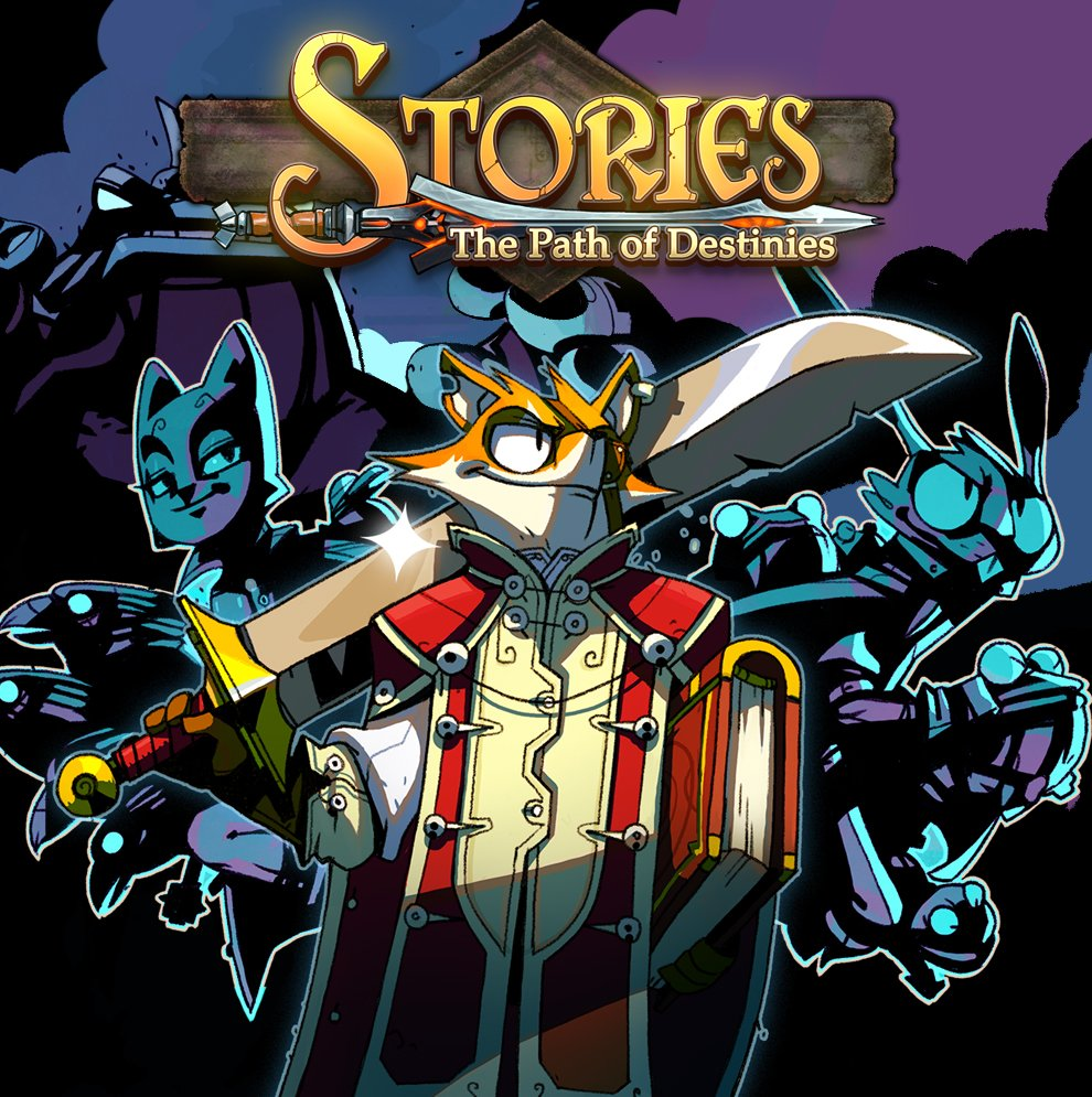 Скачать STORIES: THE PATH OF DESTINIES (2016) PC  (2016) PC торрент
