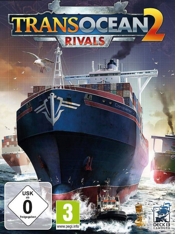 Скачать TRANSOCEAN 2: RIVALS (2016) PC торрент