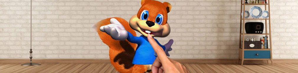 Young Conker
