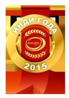Gamer Info Awards 2015 – Лучший инди-проект