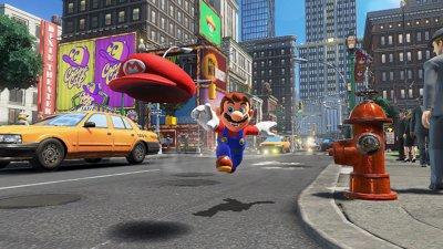 Анонс Super Mario Odyssey для Nintendo Switch