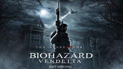 Анонсирован CG-фильм по Resident Evil