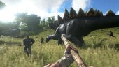 ARK: Survival Evolved вышел на PlayStation 4