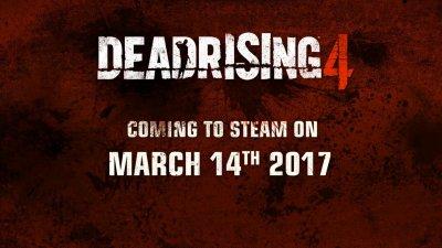 Dead Rising 4 появится в Steam