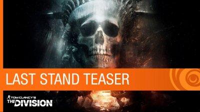 Детали DLC Last Stand для The Division объявят завтра