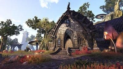 Дома в The Elder Scrolls Online теперь и на консолях