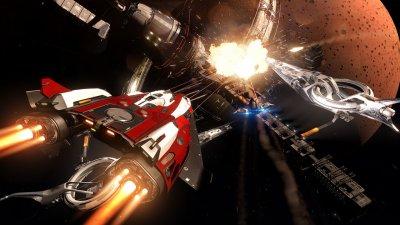 Elite: Dangerous выйдет на PlayStation 4 в следующем году
