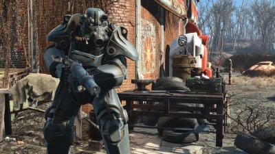 Fallout 4 – поддержка PS4 Pro и текстуры высокого разрешения на ПК