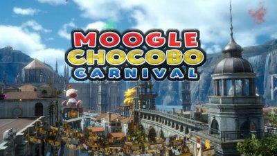 Final Fantasy XV - трейлер Moogle Chocobo Carnival