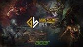 Финал открытой киберспортивной лиги Acer Game Show Open