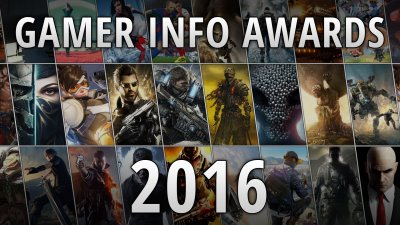 Gamer Info Awards 2016