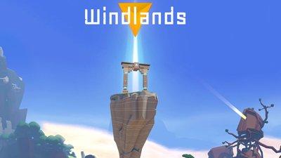 Геймплейный трейлер приключенческой игры Windlands