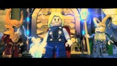 Герои фильма Тор 2: Царство Тьмы в LEGO Marvel Super Heroes