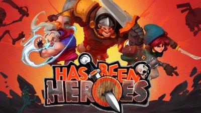 Has-Been Heroes – юмористическая игра с серьезными РПГ-элементами